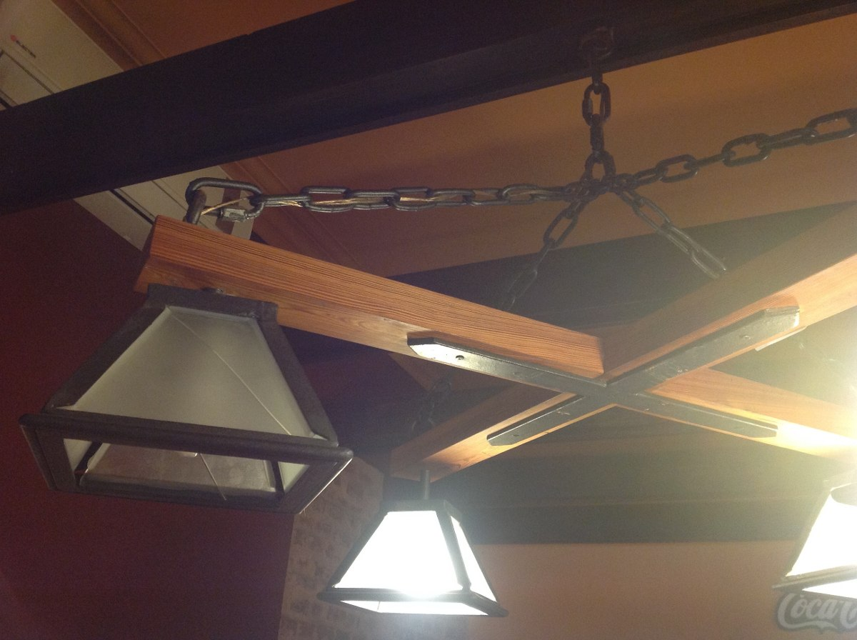Lamparas para casa finest lmpara para el saln with - Casas de lamparas ...