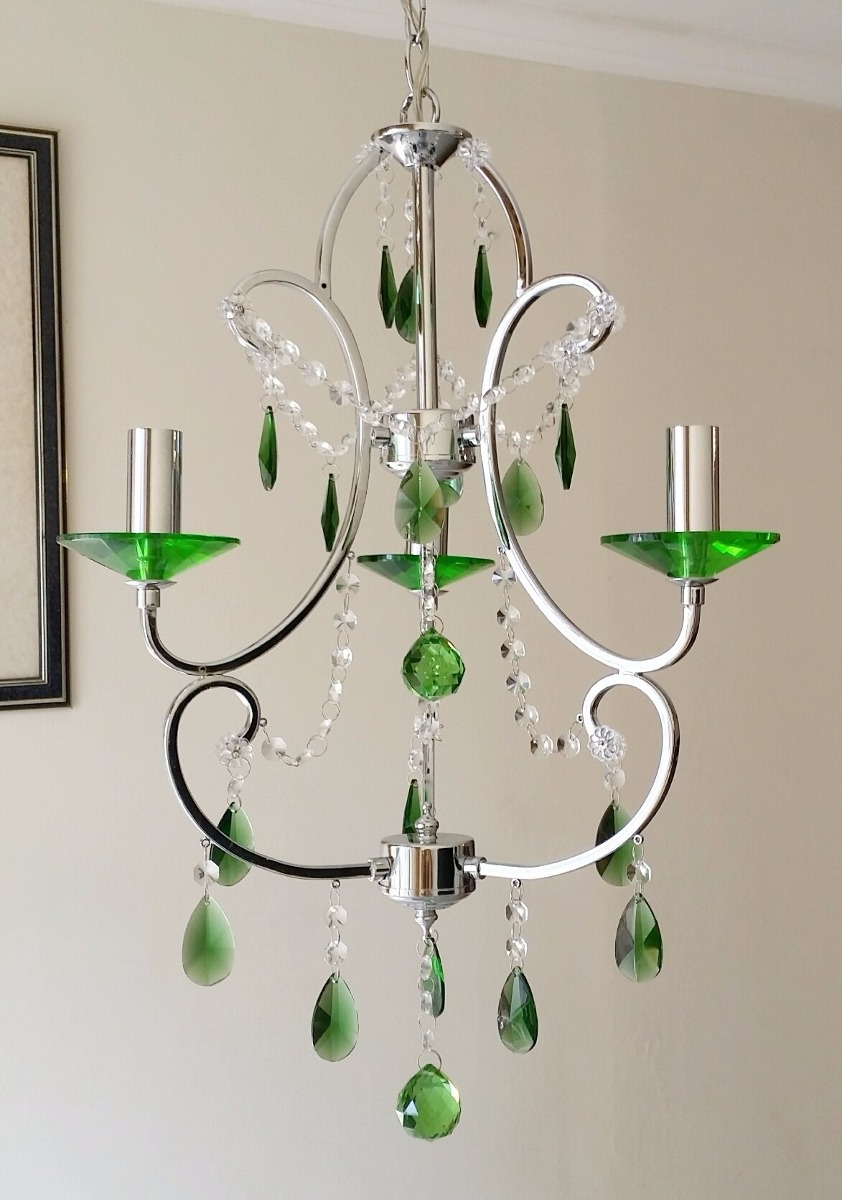 Lamparas de cristal para techo nuevas colgantes chandelier - Colgantes de cristal para lamparas ...