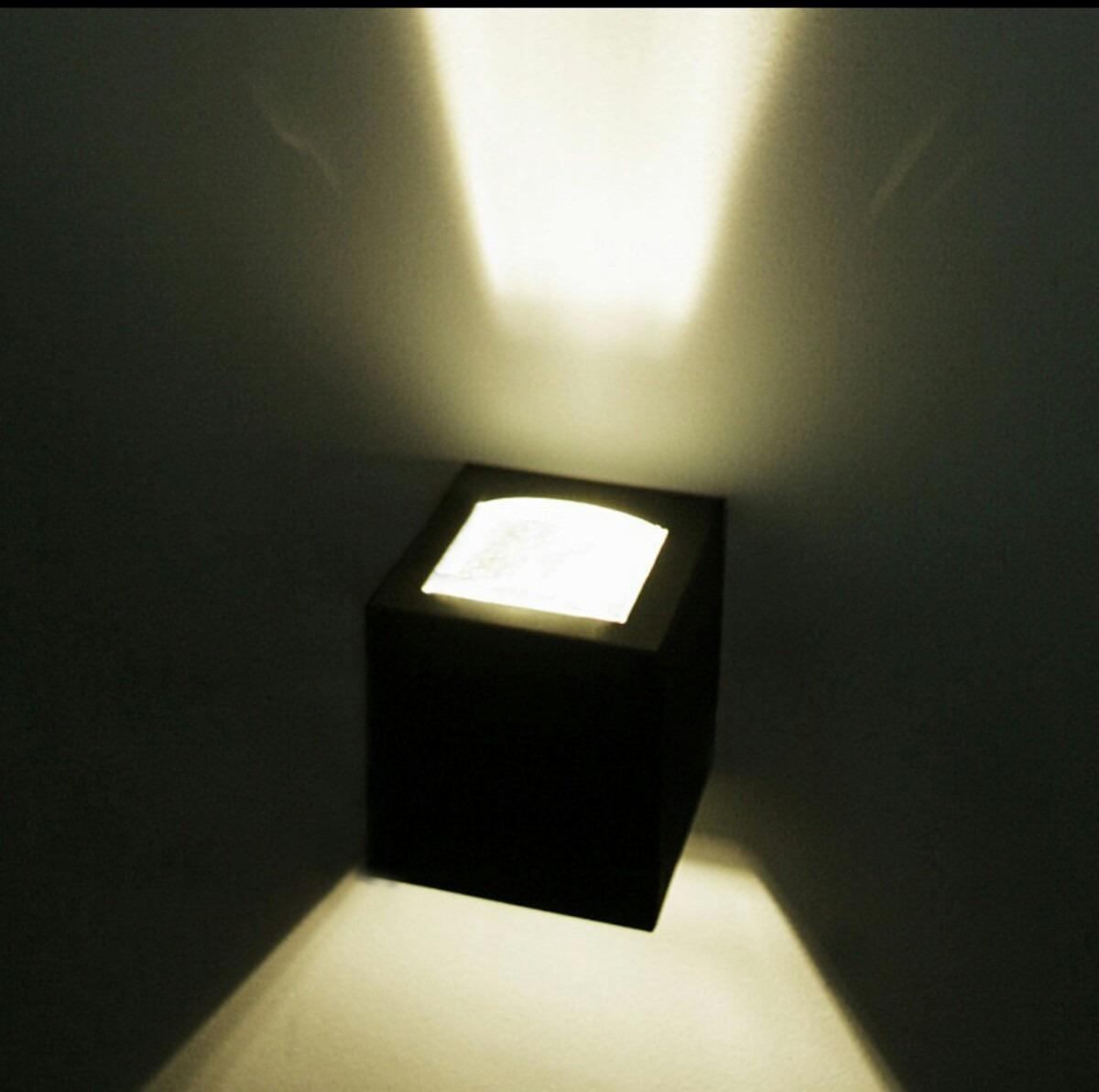 lamparas pared exterior x6 cargando zoom - Lamparas De Pared