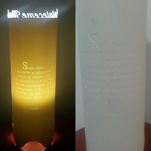 lamparas personalizadas con tu propia foto regalo ideal