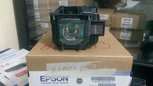 lamparas proyector epson s10 s11 s12 s3 s5 s6 s7 s8 s18 s31+