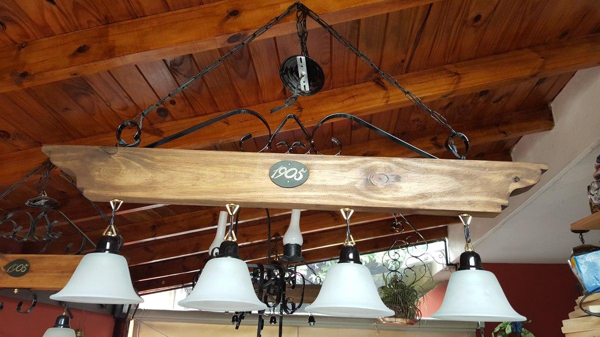 Como hacer una lampara de techo rustica best ideas para hacer lmparas diy y mucho ms with como - Lamparas techo rusticas ...
