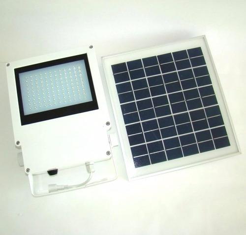 lamparas solares 108 leds control remoto exteriores y jardin