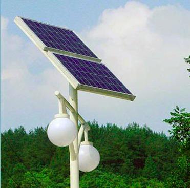 Lamparas solares para alumbrado p blico 30w 50w 60w 80w for Alumbrado solar jardin