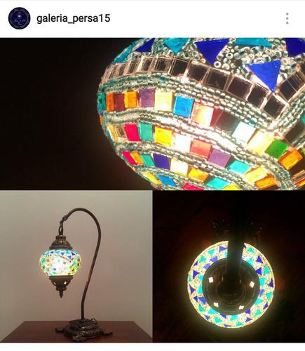 lamparas turcas