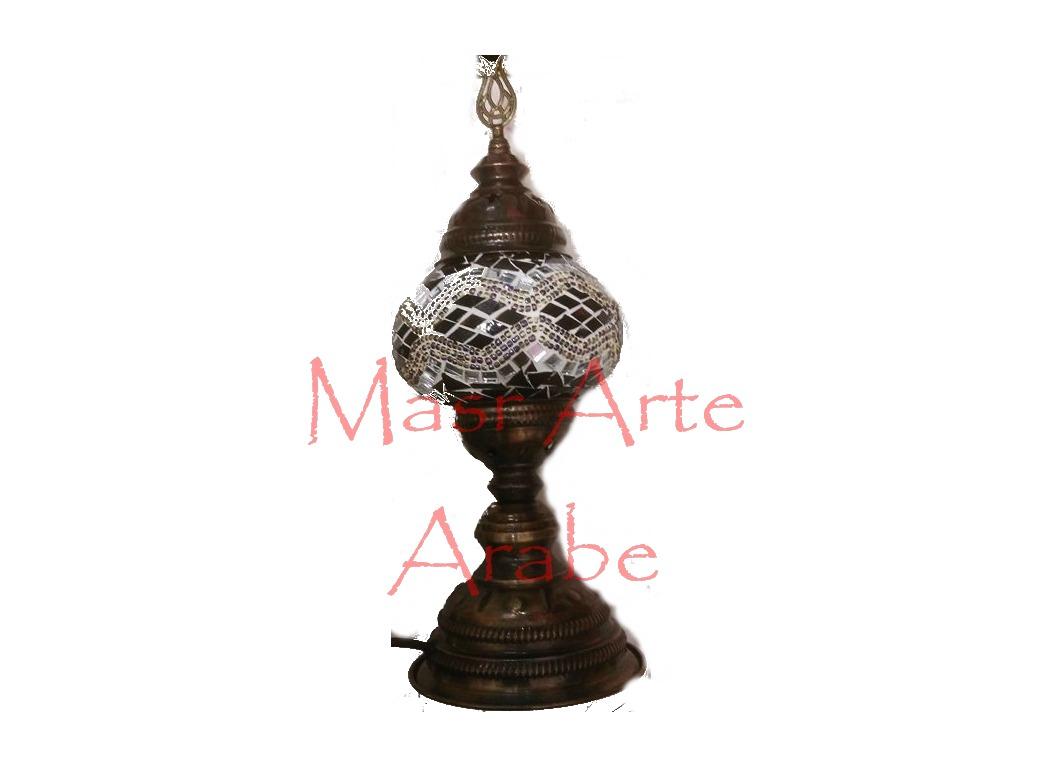 Lamparas de mesa originales diy lmpara de mesa con una - Lamparas de mesa originales ...