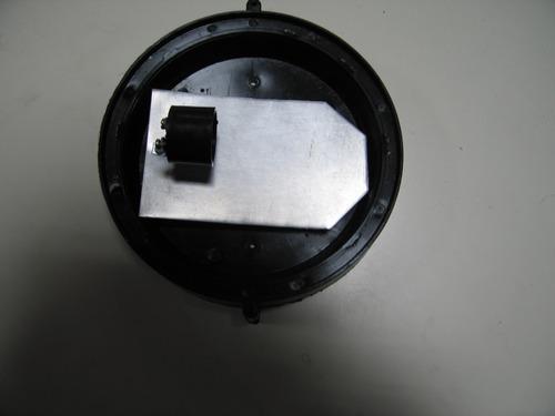 lamparas vapoletas redondas para exteriones blancas y negras