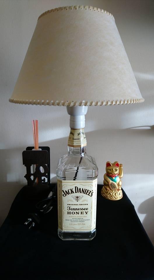 Lamparavelador botella jack daniels honey premium 59000 en cargando zoom aloadofball Gallery