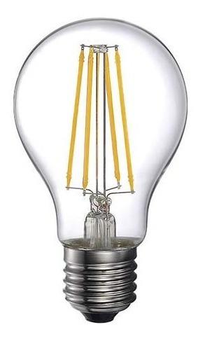 lamparita led - de filamento a60 de 8 w 2700k ; 800 lm tran