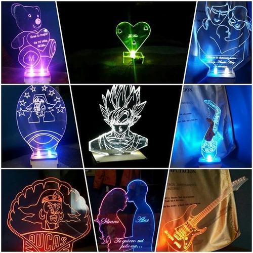 lamparitas luminosas personalizadas