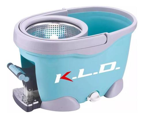 lampazo mopa trapeador balde kld limpiador giratorio pedal