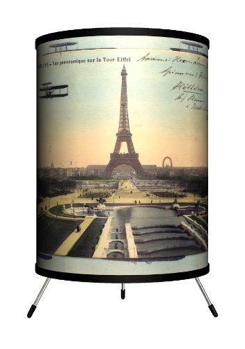 lampinabox tritrvparpc travel paris eiffel tower tarjeta pos