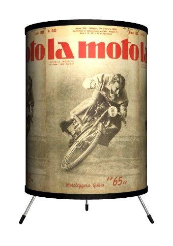 lampinabox trittnlamot transporte la moto lámpara de trípo
