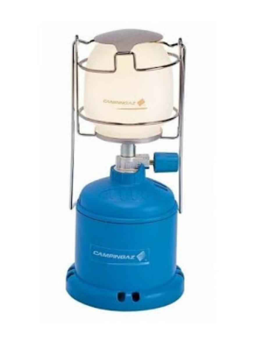 Lampião A Gas Portatil Campingaz 206l Nautika - R$ 220,00 em Mercado ...