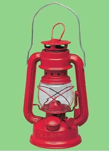 lampião em ferro 24cm