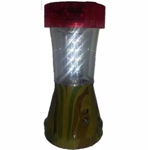 lampião led e lanterna recarregável solar