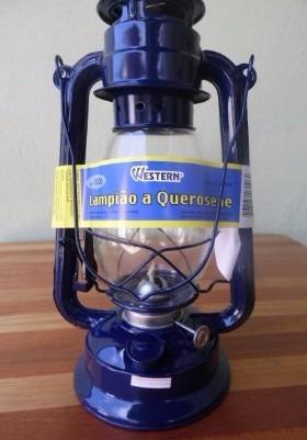 lampião querosene aromatizador cassic retro