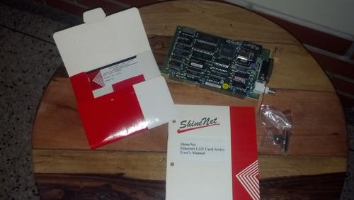 lan adapter shine net longshine lcs-8634