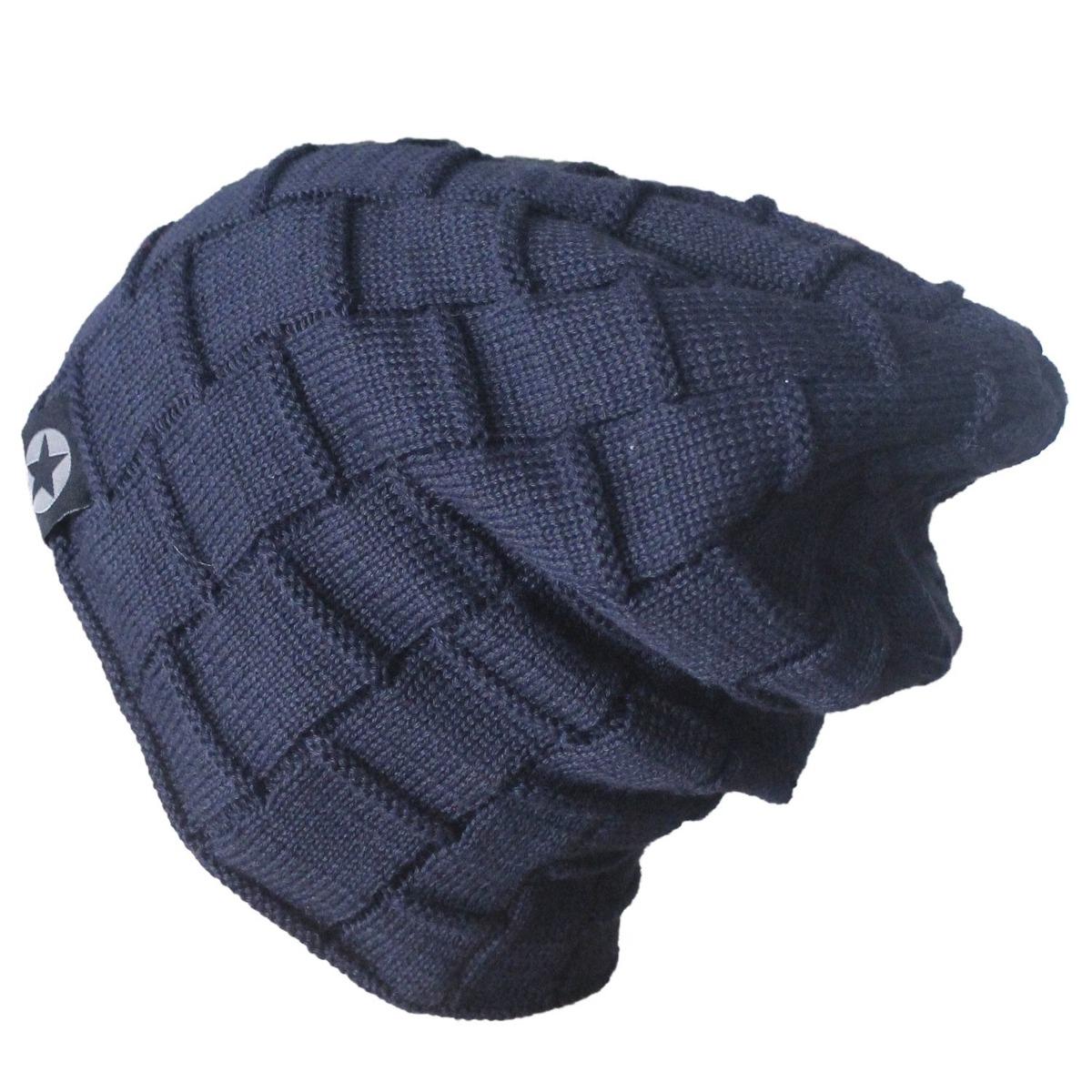 lana bodvera invierno gorro de lana gruesos calientes del es. Cargando zoom. 404f75bac3e