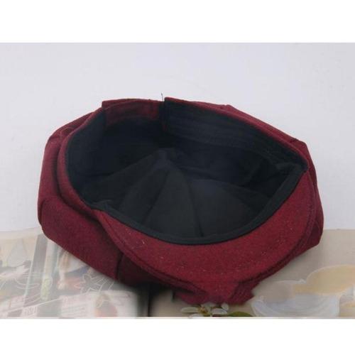 lana boina sombrero para hombres y mujeres del niño gorras p