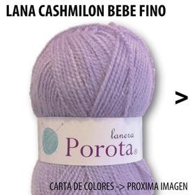 Lana Cashmilon Bebe Fino Combo 20 Ovillos