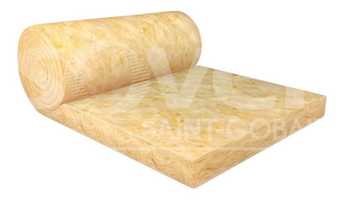 lana de vidrio aislante 50mm. techo de chapa, teja o durlock