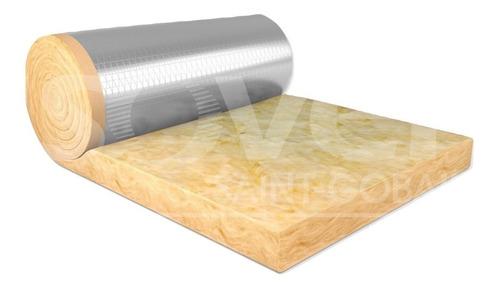 lana de vidrio con aluminio tensado 50mm cuotas s/int