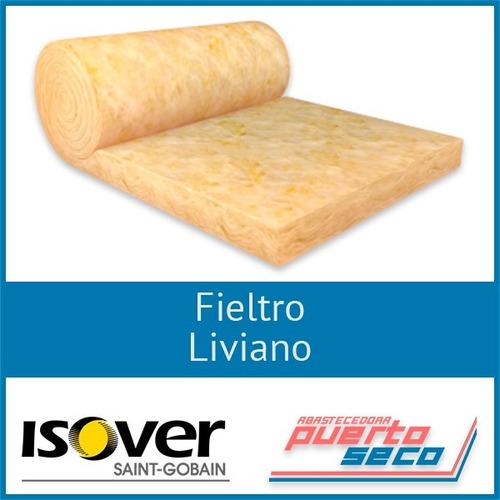 lana de vidrio isover fl 100 mm 13,20 m2 oferta!!
