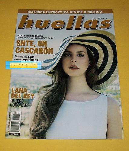lana del rey revista huellas 2013 rarisima