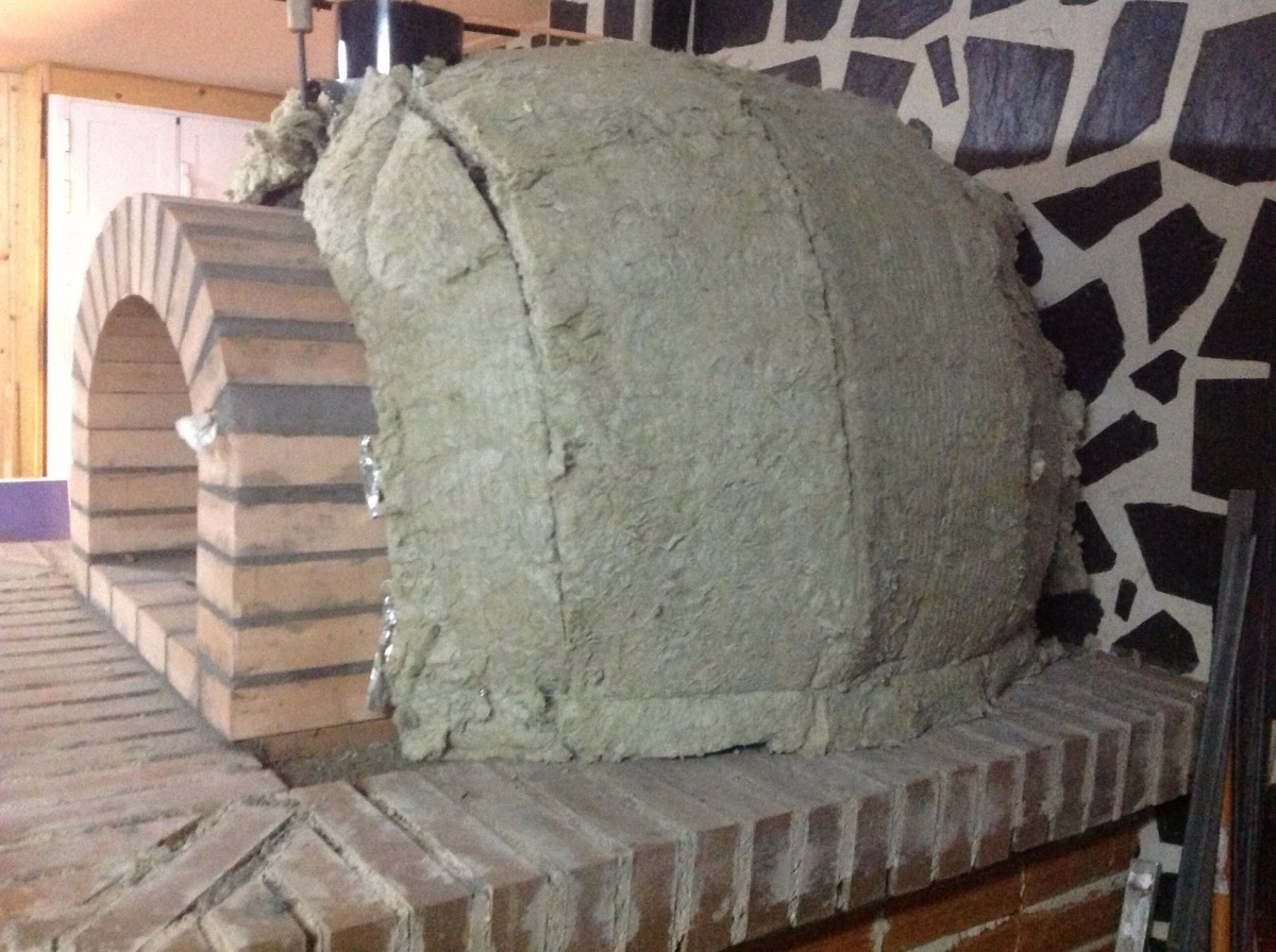 Lana mineral aislante termo ac stico lana de roca - Lana de roca para chimeneas ...