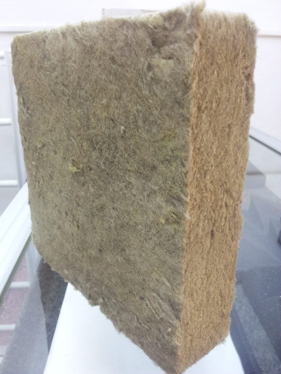 Lana mineral de roca aislamiento termico ac stico for Aislamiento lana de roca