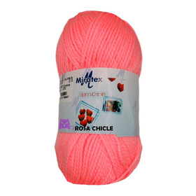 Lana Para Tejer Crochet Dosagujas Amigurumi Antialergica100g