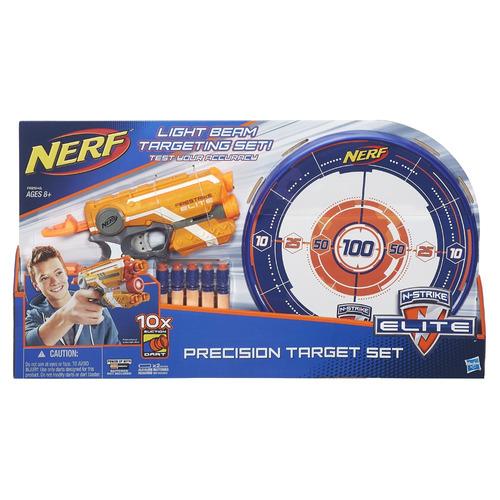 lançador de dardo nerf - firestrike elite - hasbro