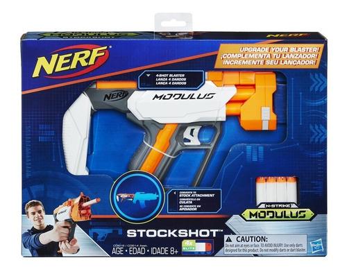 lançador nerf modulus blaster stockshot hasbro