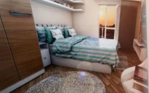 lançamento 1 dormitório com suite próximo ao mar