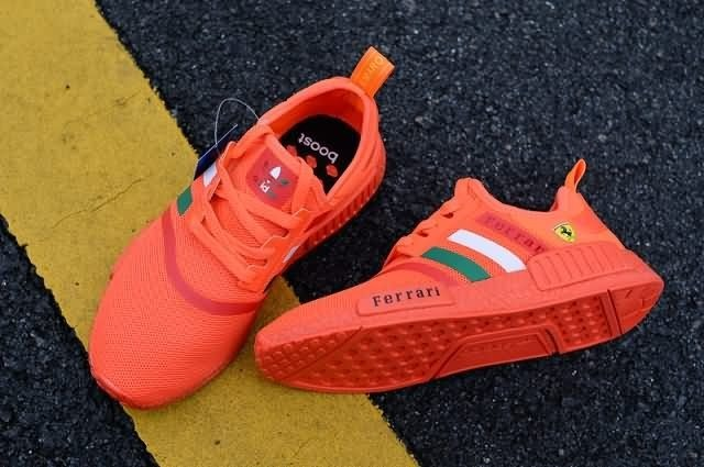 35083cbd3b0 Lançamento 2019 Ferrari Tenis adidas Running 1 Vermelho - R  279