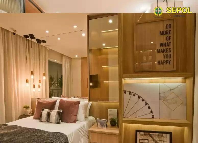 lançamento!!! apartamento com 1 dormitório à venda, 27 m² por r$ 149.900 - vila prudente - são paulo/sp - ap0577