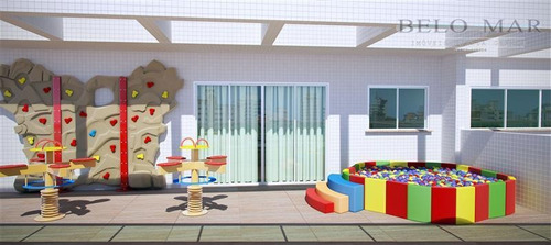 lançamento apartamento duplex residencial à venda, canto do forte, praia grande. - codigo: ad0002 - ad0002