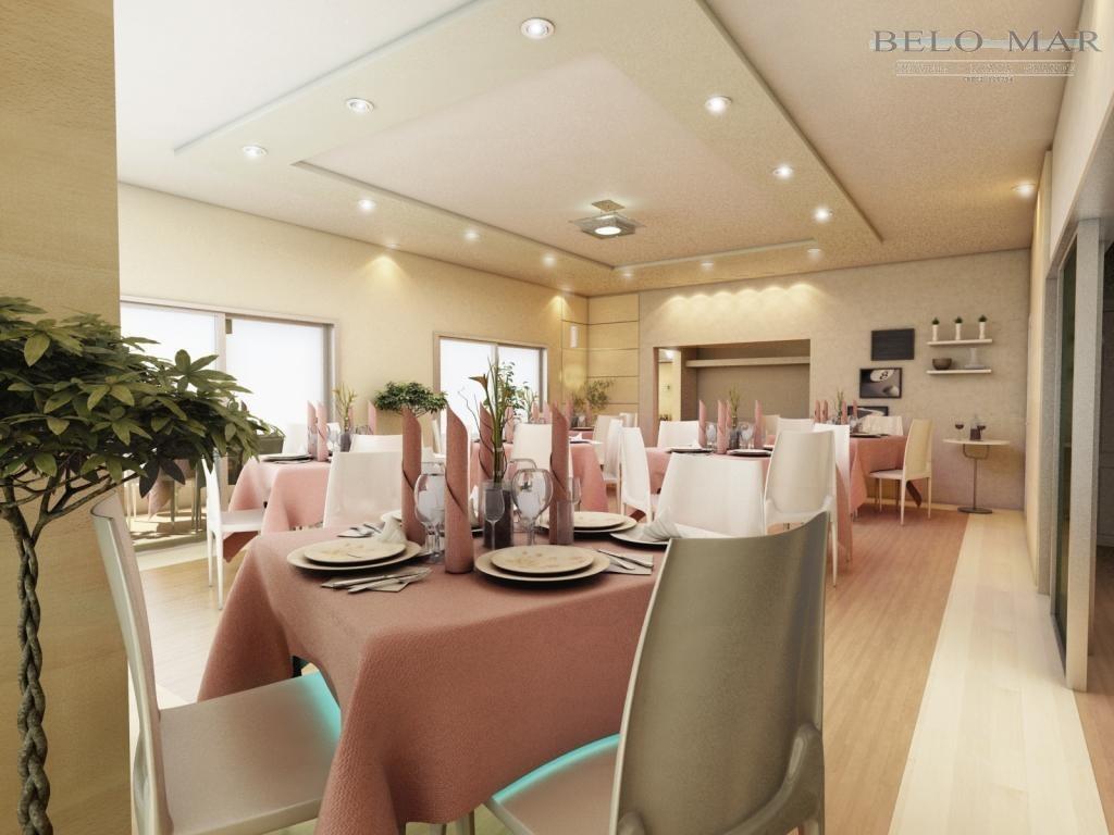 lançamento apartamento residencial à venda, boqueirão, praia grande. - codigo: ap0719 - ap0719