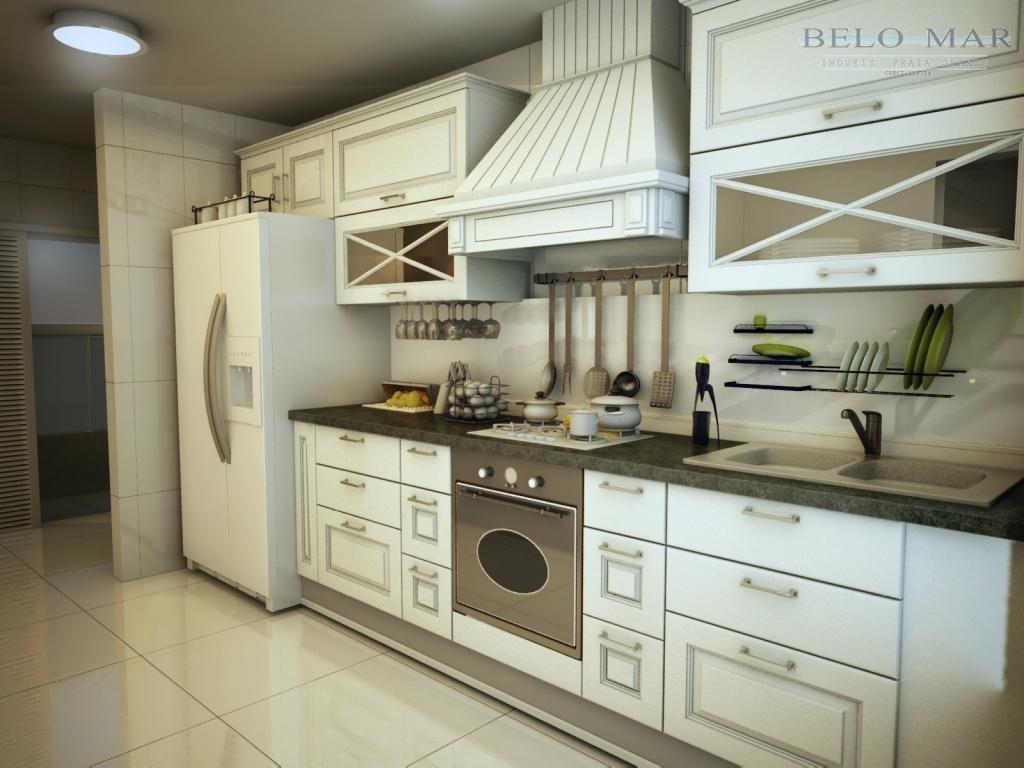 lançamento apartamento residencial à venda, boqueirão, praia grande. - codigo: ap0721 - ap0721