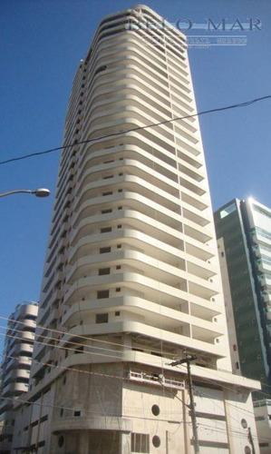 lançamento apartamento residencial à venda, canto do forte, praia grande. - codigo: ap0706 - ap0706