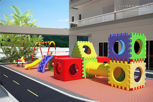lançamento apartamento residencial à venda, canto do forte, praia grande. - codigo: ap0726 - ap0726