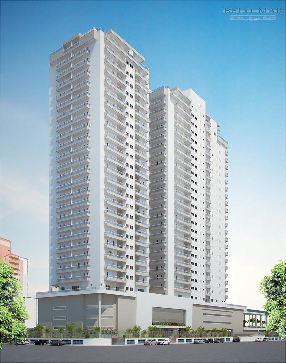 lançamento apartamento residencial à venda, canto do forte, praia grande. - codigo: ap0727 - ap0727