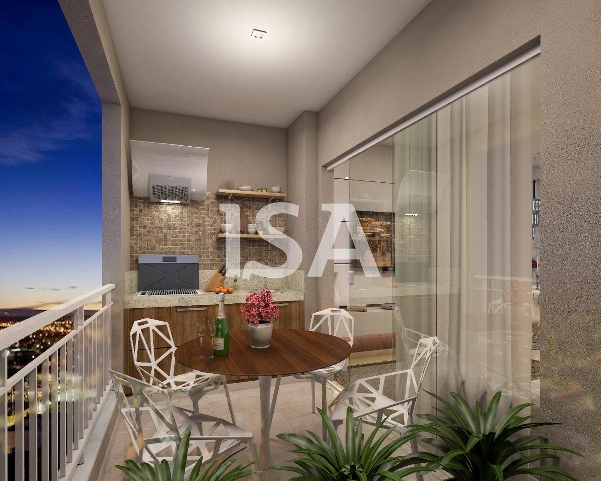 lançamento apartamento venda, residencial montpellier, além ponte, sorocaba, 3 suites, sala 2 ambientes, cozinha americana, banheiro social, varanda - ap02153 - 34459887