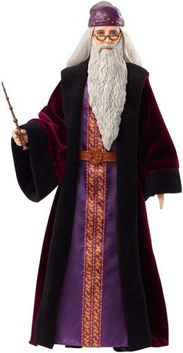 lançamento boneco dumbledore harry potter collector mattel