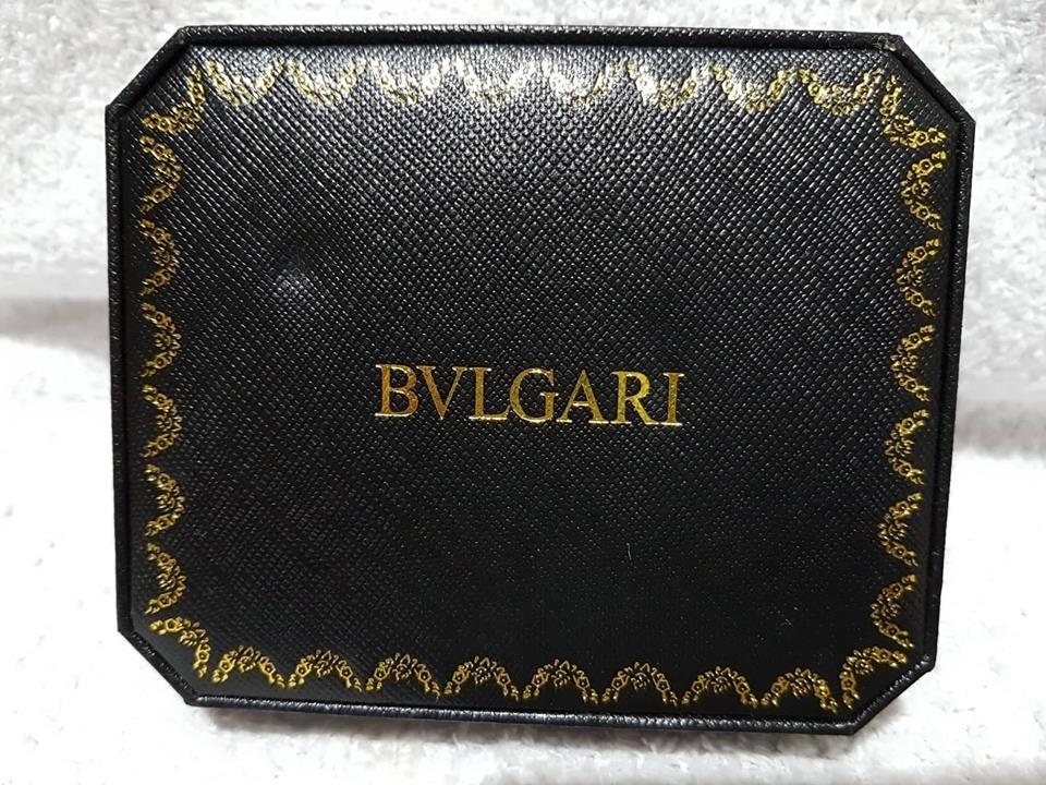 1a81af4a19857 Lançamento Bracelete Masculino Cor Preta Bvlgari - R  390,00 em ...