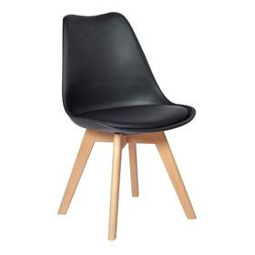 Lançamento Cadeira Eames Leda Pés Madeira. Qualidade É Aqui!