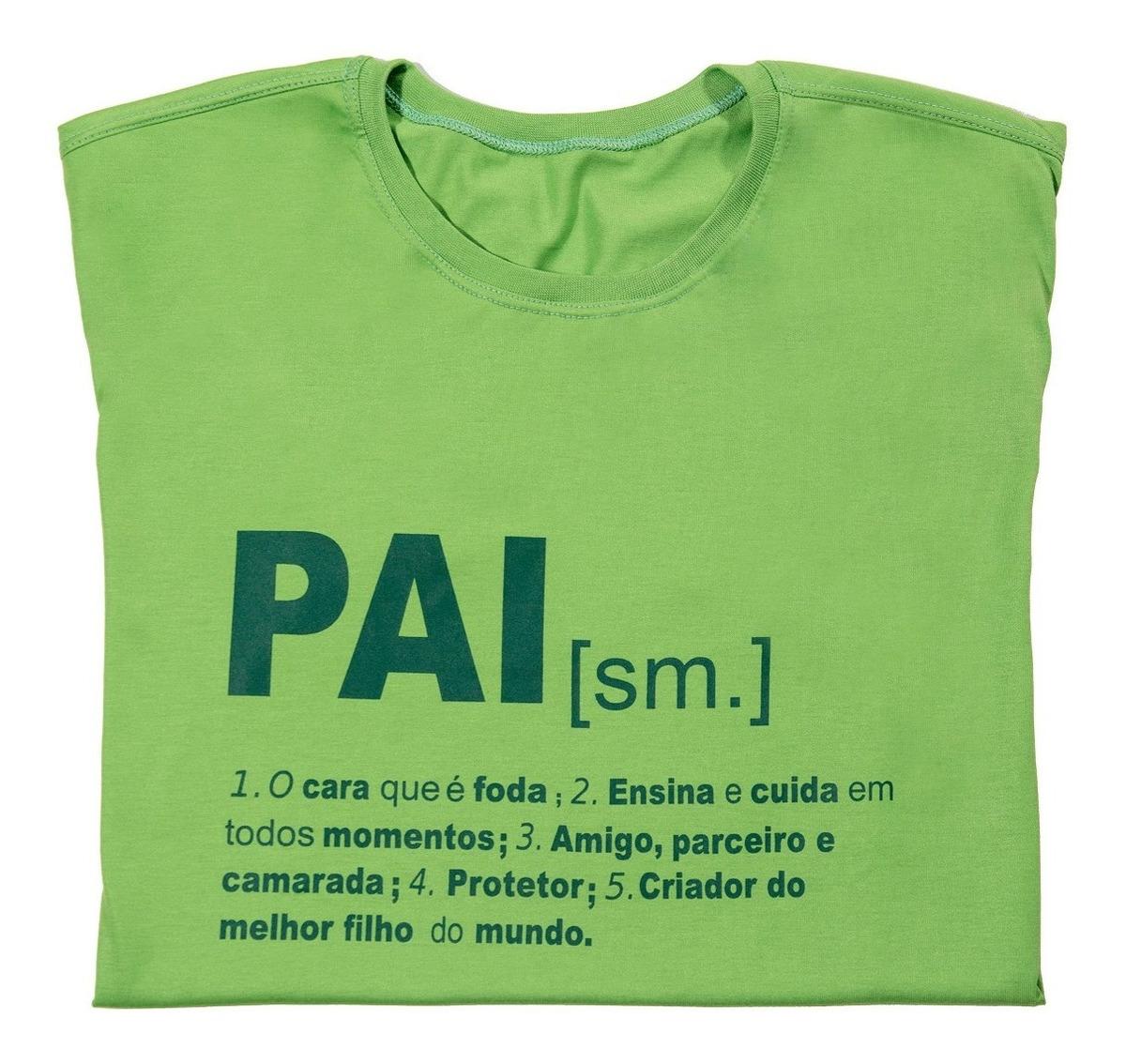 Lançamento Camiseta Pai E Filho Presente Dia Dos Pais Frases