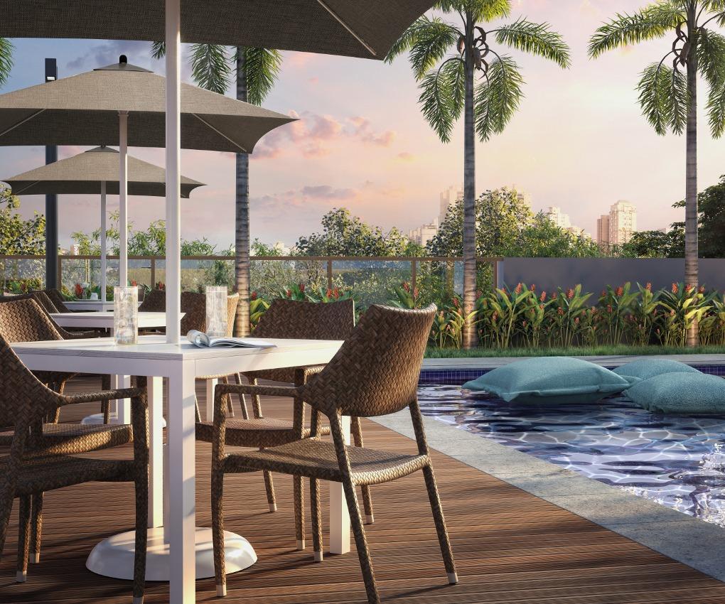 lançamento campo belo  3 e 4 dormitórios 110 m² e 145 m²