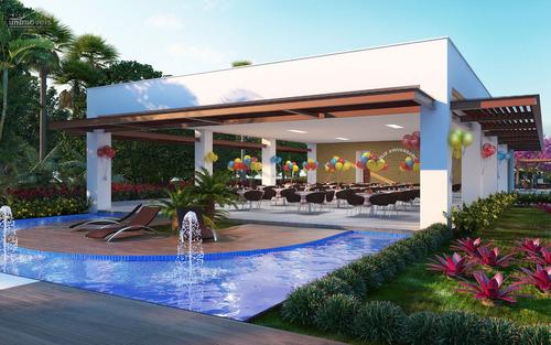 lançamento condomínio vivendas das marinas,  lotes de 250 m², ponta negra, manaus. - te00074 - 3474022